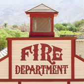 Brandkåren — Stockfoto