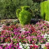 Italská zahrada — Stock fotografie
