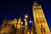 Giralda of Seville - Spain — Foto de Stock