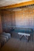 刑務所のインテリア — ストック写真