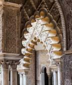 Sevilla alcazar — Stock fotografie