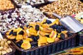 миндаль и арахис — Стоковое фото