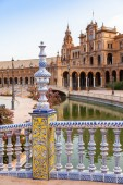 Seville Spain Square — Stock Photo