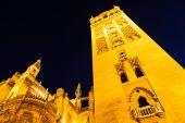 Giralda of Seville - Spain — Stock Photo