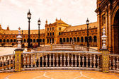 Seville Spain Square — Stock Photo