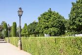 Italiaanse tuin — Stockfoto