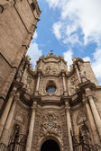 Valencia Cathedral — Stock Photo