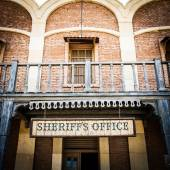 Sheriff Office — Stock Photo