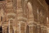 Intérieur des palais islamiques — Photo