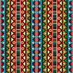 Ethnic motifs — Stock Vector #55975001