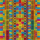 Farbigen Textur — Stockvektor