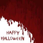 Happy halloween-abbildung — Stockvektor