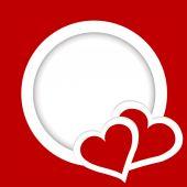 Illustration for Valentine's Day — Vettoriale Stock