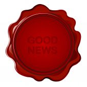 Good news — Stock Vector