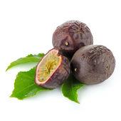 свежие фрукты страсть — Стоковое фото