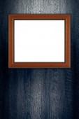 Staré rámeček obrázku — Stock fotografie