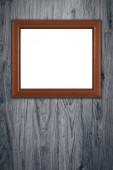 Moldura de foto antiga — Foto Stock