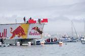 Cascais com asas team at the Red Bull Flugtag — Stock Photo