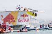 28 Badjoras team at the Red Bull Flugtag — Stock fotografie
