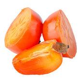 Ripe persimmons — Stock Photo