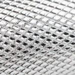 Metal mesh plating — Stock Photo #61366907
