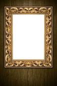 старая рамка кадра — Стоковое фото