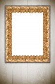 Photo or painting frame — 图库照片