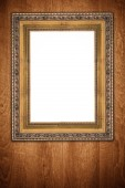 Photo or painting frame — Stockfoto