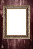 Foto oder Gemälde Rahmen — Stockfoto