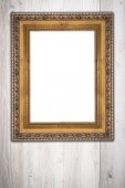 Photo or painting frame — Stockfoto