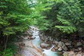 Franconia Notch New Hampshire — Stock Photo