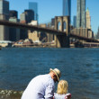 Постер, плакат: Brooklyn Bridge Park