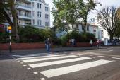 Abbey Road London — Stockfoto