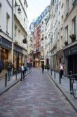 Quartier Latin Paris Frankreich — Stockfoto
