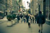 Fifth Avenue NYC — Stock Photo