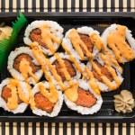 Sushi — Stock Photo #64980599