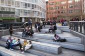 The High Line NYC — Stock Photo