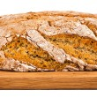 Real rustic bread — Stock Photo #67512763
