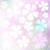 Flowers abstract beautiful background — Stock Photo