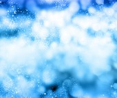 Winter christmas snow abstract background — Stock Photo
