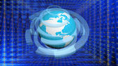 Internet technologies.Science.Connection — Stock Photo