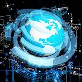 Les nouvelles technologies de l'internet — Photo
