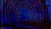 Abstract connection technologies background.Internet — Photo