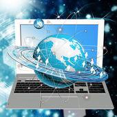 Tecnología informática — Foto de Stock