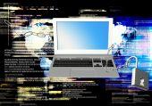 Safety Internet — Stock Photo