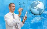 Engineering technology — Stock Photo