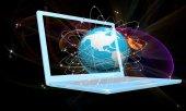 Computer technology — Stock Photo