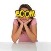 Boom — Stock Photo