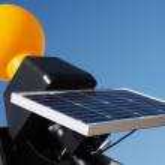 Close up Modern Solar Panel Technology — Stock Photo #64814283