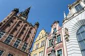 Gdansk, Poland. — Stock Photo